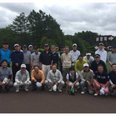 2019年度 春のゴルフコンペを開催しました。