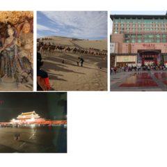 北海道日中経済友好協会の中国経済視察研修に参加しました。